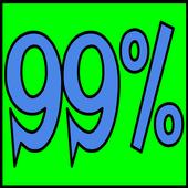 Ratio and Percentage icon
