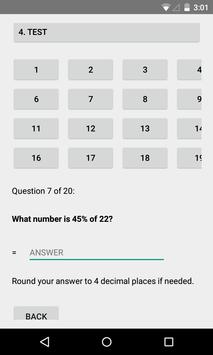 Ratio and Percentage apk screenshot