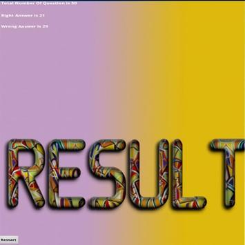Math Quiz 2 poster