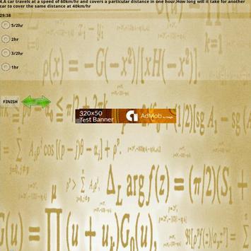 Math Quiz 2 screenshot 1