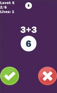 Math Reflex apk screenshot