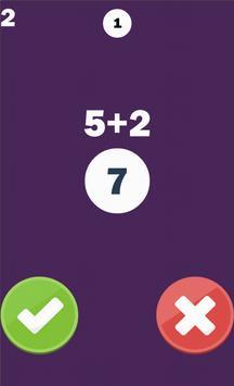 Math Reflex screenshot 1