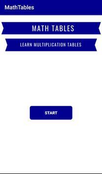 MathTables screenshot 8