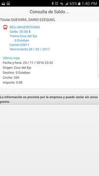 Ersa CBA Interurbanos screenshot 5