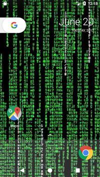 Epic Matrix HD FREE Wallpaper apk screenshot
