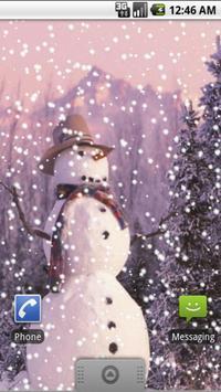 Winter - Live Wallpapers screenshot 1