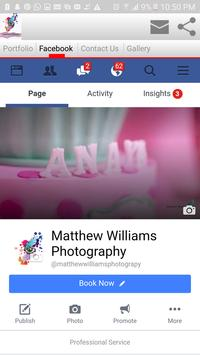 Matthew Williams Photography screenshot 1