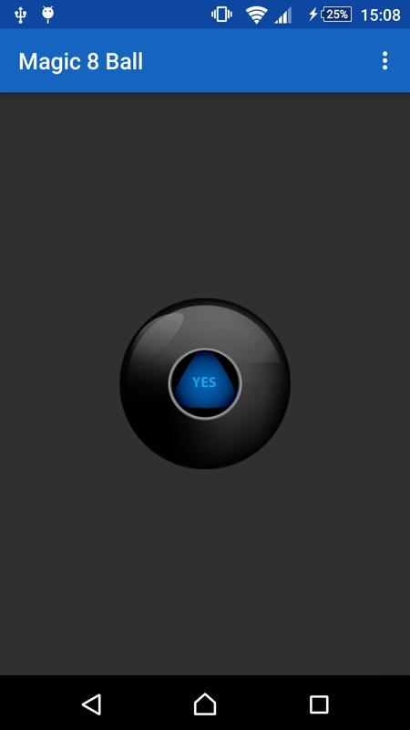 Magic 8 ball apk download free entertainment app for Magic app