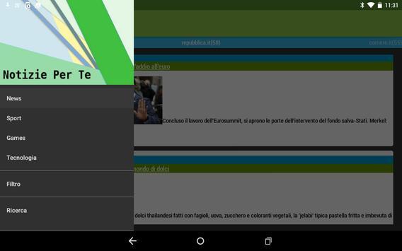 Notizie Per Te apk screenshot
