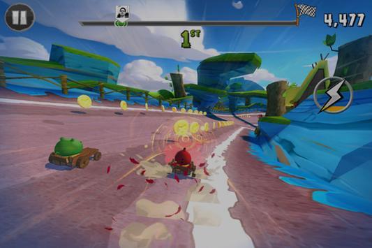 Best Angry Bird Go New Tips screenshot 5