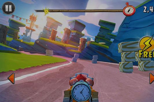 Best Angry Bird Go New Tips screenshot 7