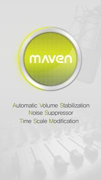 MAVEN Voice Recorder (MP3, NS) poster