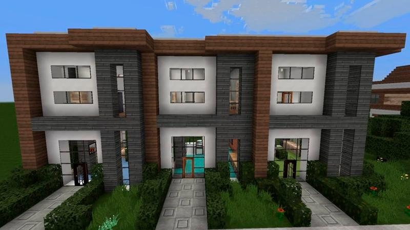 . Modern houses and furniture for minecraft for Android   APK Download