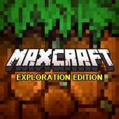 Crafting MaxCraft Adventure & Building Games icono