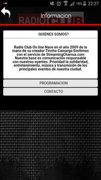 FM RADIO CLUB screenshot 4
