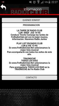 FM RADIO CLUB screenshot 5