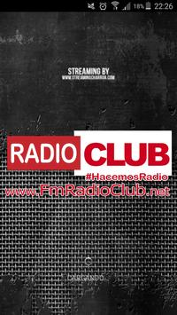 FM RADIO CLUB poster