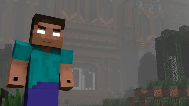 herobrine mod for minecraft pe for android apk download
