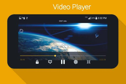 Max Video Player: 4k HD Video poster