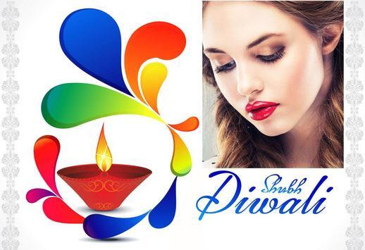Diwali Photo Collage poster