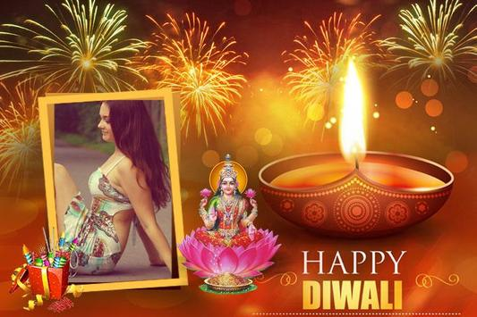 Diwali Photo Frames 2016 poster