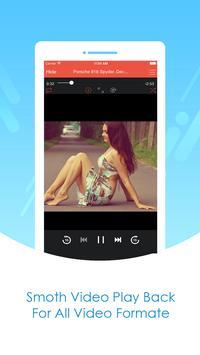 MP4/AVI/FLV HD Video Player apk screenshot