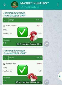 MAXBET PUNTERS screenshot 3