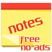 Safe Notepad notes password icon