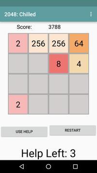 2048: Chilled screenshot 2
