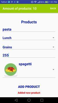 Calories Checker screenshot 4