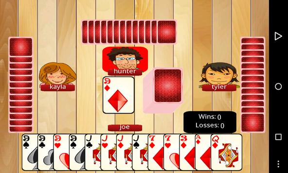 Rummy free poster