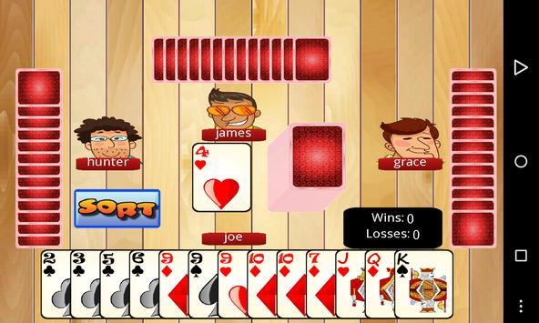 Rummy free apk screenshot