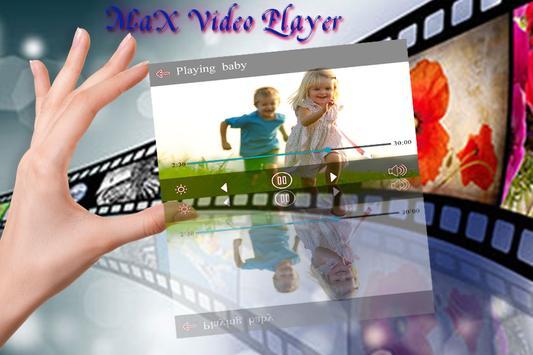 Max Video Player screenshot 1