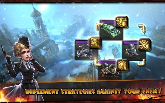 Rise of Armies: World WarⅡ apk screenshot