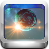 Space Planetary Wallpaper icon