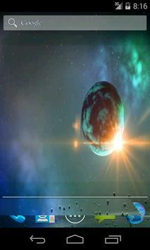 Space Planetary Wallpaper screenshot 2