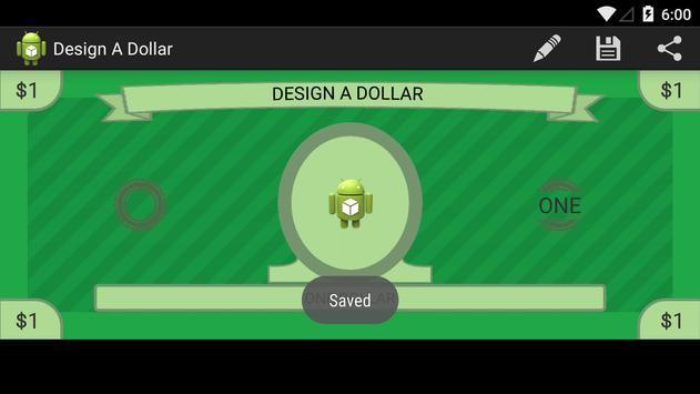 Design A Dollar screenshot 2