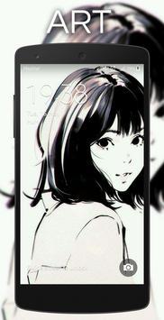Wallpapers HD (Art,Material,Animals,Nature,Anime) apk screenshot