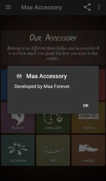 Maa Accessory screenshot 1