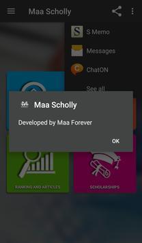 Maa Scholly apk screenshot