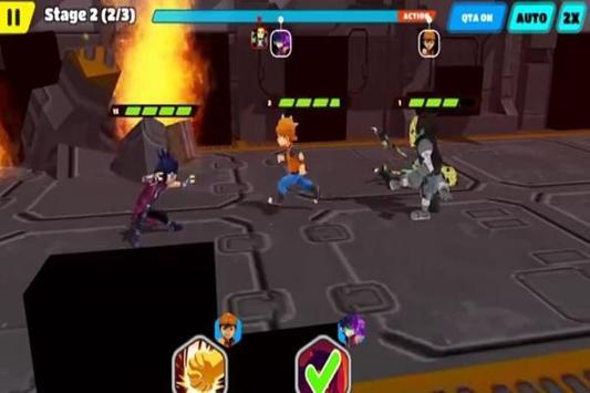 Tips Boboiboy Galactic Heroes screenshot 2