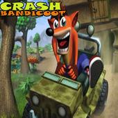 New Crash Bandicoot Cheat icon