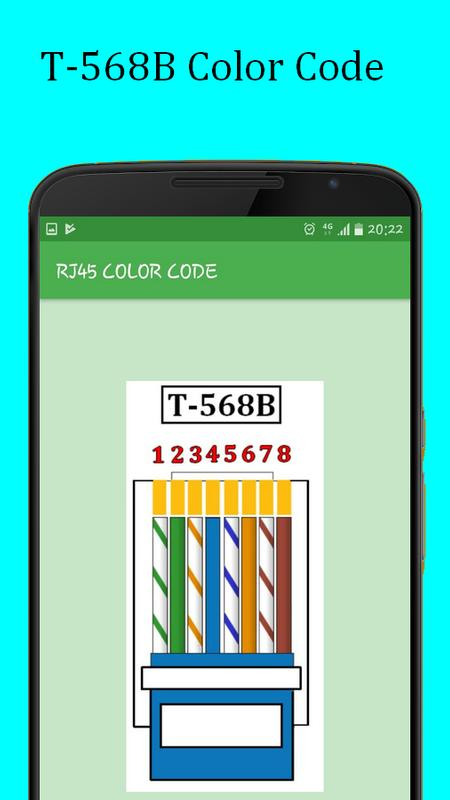 ethernet cable color code wiring diagram rj45    color       code       cable       wiring    for android apk download  rj45    color       code       cable       wiring    for android apk download