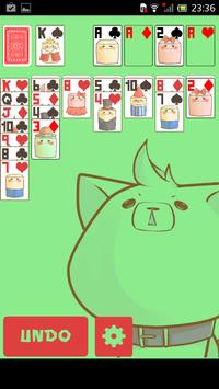 Tofu Solitaire poster