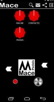 Mace Pedals screenshot 1
