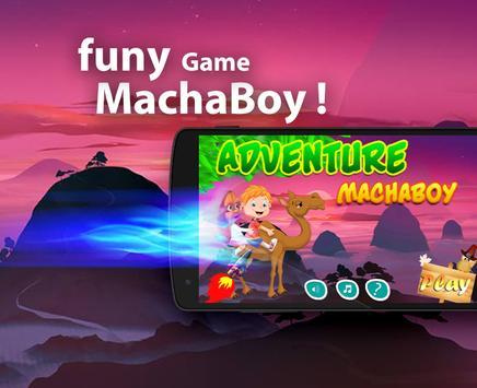 Adventure Mashaboy poster