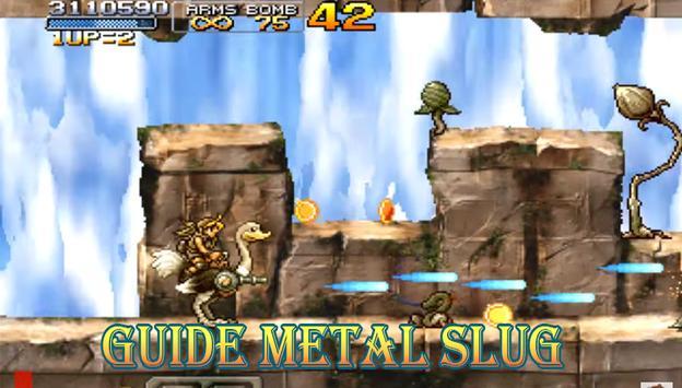 Guide Metal Slug screenshot 2