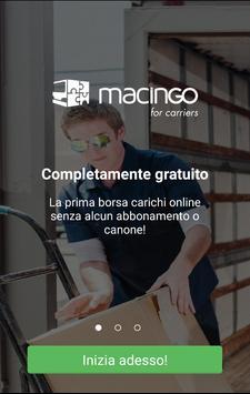 Macingo poster