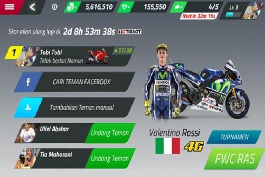 Tips MotoGP Race Championship apk screenshot