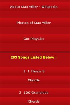 All Songs of Mac Miller apk screenshot